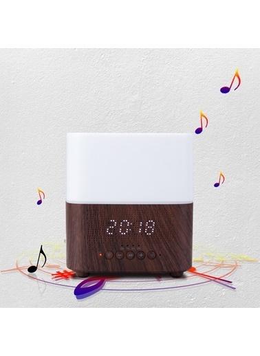 Yui Yui Led Işıklı Bluetooth Hoparlör ve Hava Nemlendirici Difüzör ( Yui Türkiye Garantisi ) Renksiz